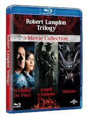 Robert Langdon 3 movie collection (3 Blu-Ray)
