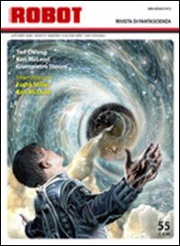 Robot. Rivista di fantascienza (2008). 55. - V. Curtoni   Rochesterscifianimecon.com