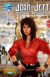 Rock and Roll Comics: Joan Jett