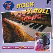 Rock & roll with piano 5