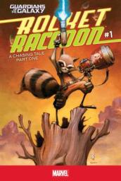 Rocket Raccoon #1: A Chasing Tale Part One