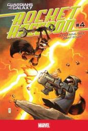 Rocket Raccoon #4: A Chasing Tale Part Four