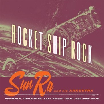 Rocket ship rock
