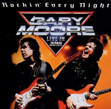 Rockin' every night - g.m.live in japan