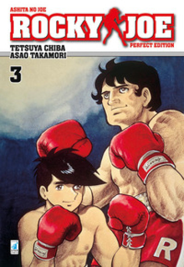 Rocky Joe. Perfect edition. 3. - Tetsuya Chiba |