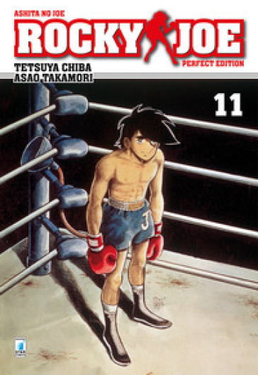Rocky Joe. Perfect edition. 11. - Tetsuya Chiba | Ericsfund.org