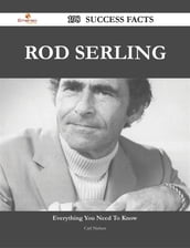 Rod Serling 198 Success Facts - Everything you need to know about Rod Serling