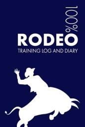 Rodeo Training Log and Diary