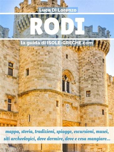 Rodi - La guida di isole-greche.com - Luca Di Lorenzo - eBook ...