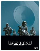 Rogue one - A star wars story (2 Blu-Ray)(2D+3D - steelbook)