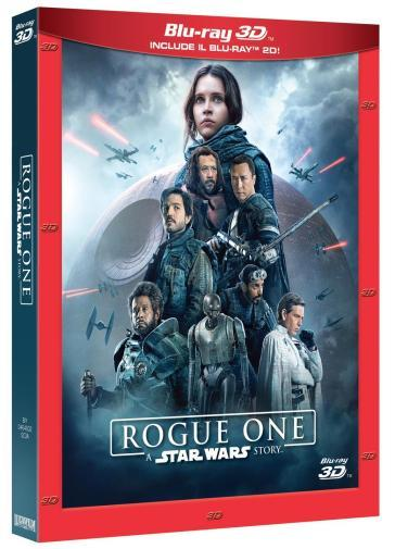 Rogue one - A star wars story (2 Blu-Ray)(2D+3D)