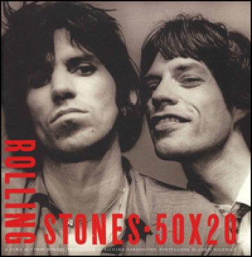 Rolling Stones 50 x 20 - S. Banterle  