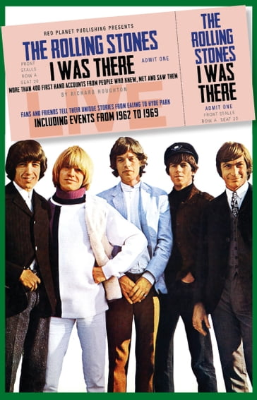 Rolling Stones: I Was There