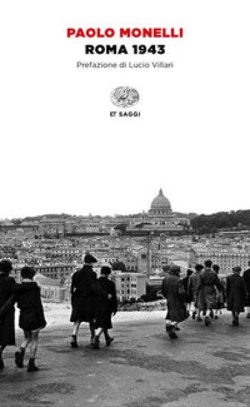 Roma 1943 - Paolo Monelli | Thecosgala.com