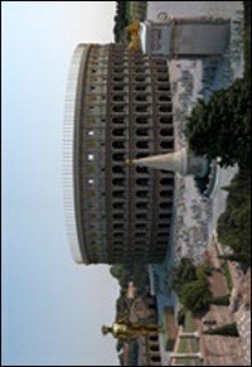 Roma Colosseo da Palatino. Stato attuale e ricostruzione. Ediz. multilingue
