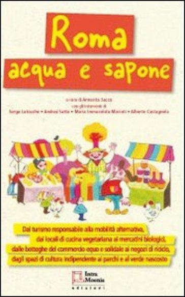 Roma acqua e sapone - Annarita Sacco | Rochesterscifianimecon.com