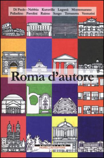Roma d'autore - G. Kuruvilla |