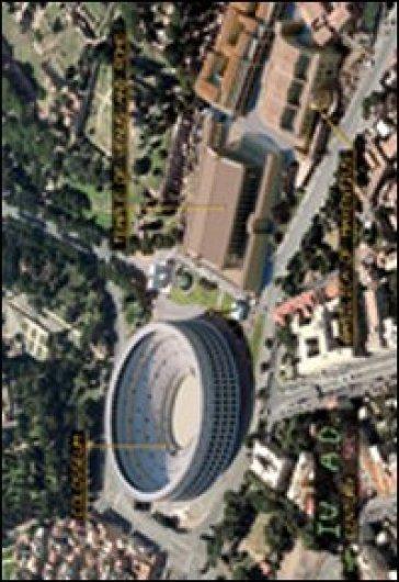Roma valle del Colosseo. Stato attuale e ricostruzione. Ediz. multilingue