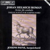Roman: 12 suites for harps