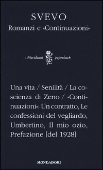 Romanzi-Continuazioni - Italo Svevo  