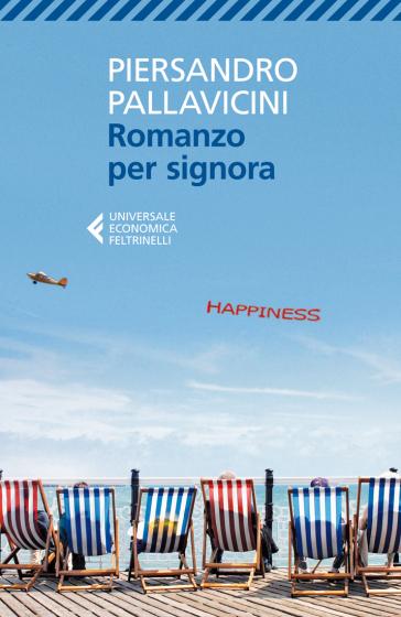 Romanzo per signora - Piersandro Pallavicini  