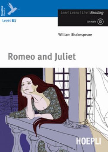 Romeo and Juliet. Con CD Audio