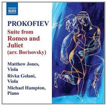 Romeo and juliet:arr.for