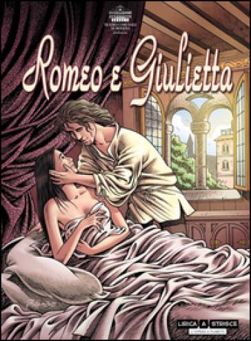 Romeo e Giulietta - Stefano Ascari   Rochesterscifianimecon.com