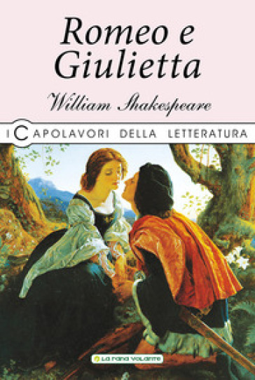 Romeo e Giulietta - William Shakespeare pdf epub