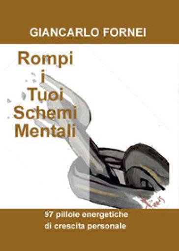 Rompi i tuoi schemi mentali - Giancarlo Fornei   Rochesterscifianimecon.com