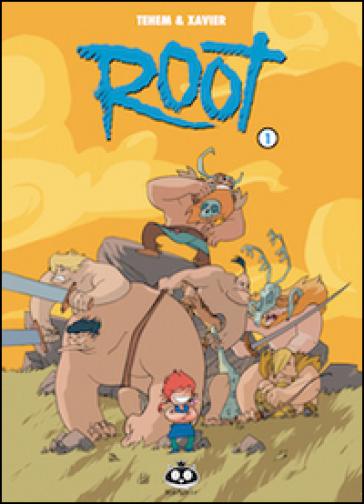 Root. 1. - Tehem | Rochesterscifianimecon.com