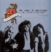 Roots of guns n