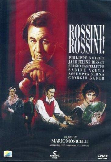 Rossini! Rossini! (DVD)
