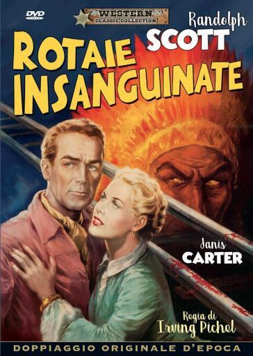 Rotaie insanguinate (DVD)