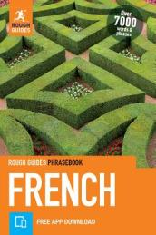 Rough Guides Phrasebook French (Bilingual dictionary)