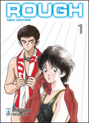 Rough new edition. 1. - Mitsuru Adachi   Rochesterscifianimecon.com