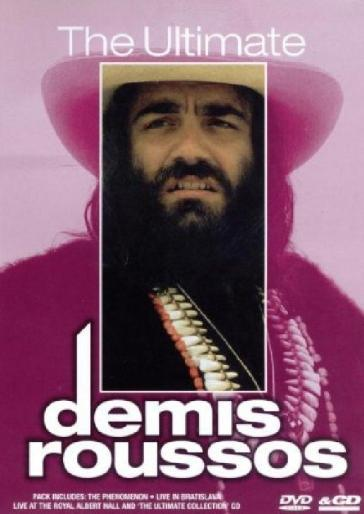 Roussos demis - the ultimate (DVD)