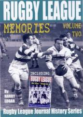 Rugby League Memories Volume Two