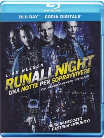Run all night - Una notte per sopravvivere (Blu-Ray)