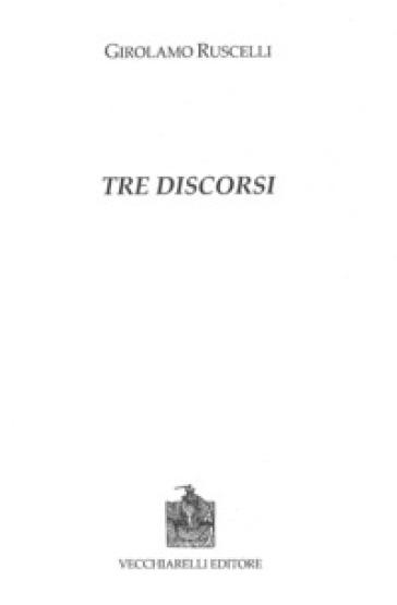 Ruscelli grammatico e polemista. I «tre discorsi a Lodovico Dolce» - Stefano Telve   Kritjur.org