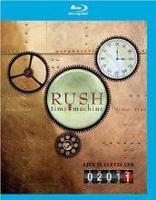 Rush - Time machine 2011 - Live in Cleveland (Blu-Ray)