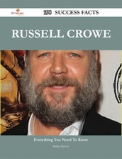 Russell Crowe 198 Success Facts - Everything you need to know about Russell Crowe