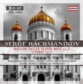 Russian easter.. -cd+dvd-