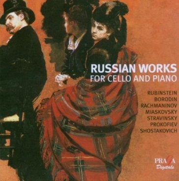 Russian works for cello &