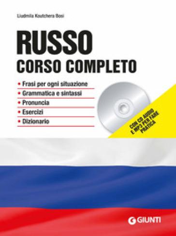 Russo. Corso completo. Con CD-Audio. Con File audio per il download