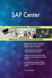 SAP Center A Complete Guide - 2020 Edition