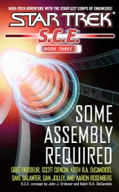 SCE Omnibus Book 3: Some Assembly Required