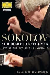 SCHUBERT/BEETHOVEN-LIVE AT THE BERLIN PHILARMONIE (DVD)