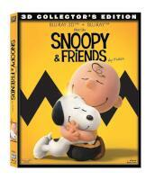 SNOOPY & FRIENDS (Blu-Ray 3D+2D)