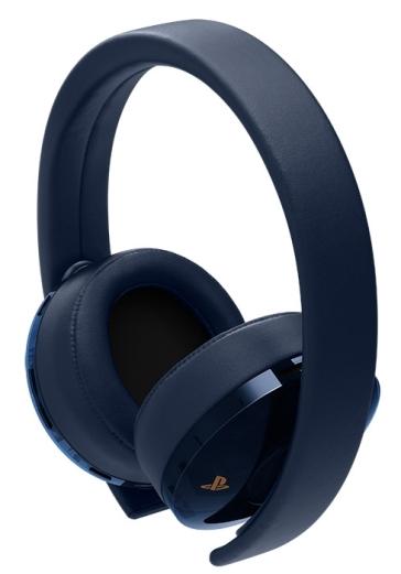 SONY Gold Wireless Headset - 500M Ltd Ed PS4 - Videogiochi ... f867fb51f8fd
